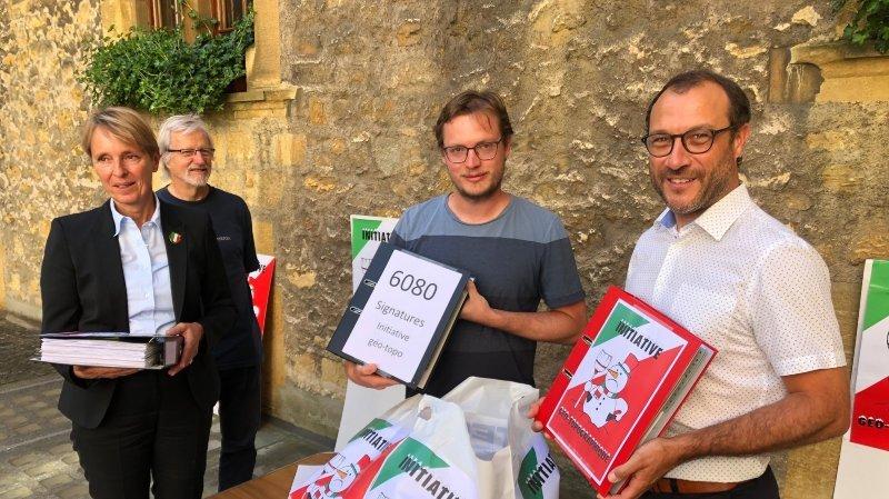 L'initiative de soutien aux communes neuchâteloises d'altitude a abouti