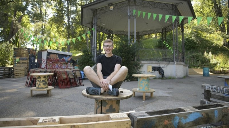 La Chaux-de-Fonds: privé de festivals, Scapino organise des concerts au parc des Crêtets