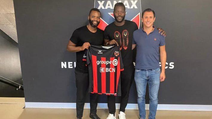 Xamax: Louis Mafouta a signé pour deux ans