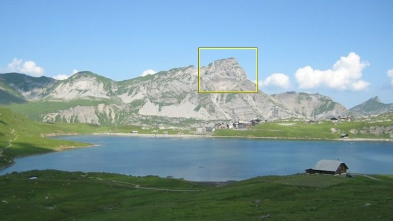 La victime a perdu pied sur un affleurement rocheux de la montagne Haupt, près de Sachseln (archive).