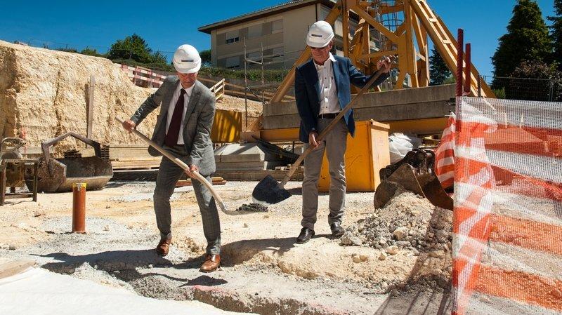 Bientôt 18 nouveaux logements en PPE à Auvernier