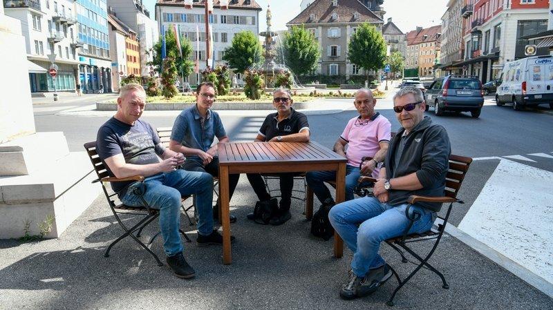 Déception des restaurateurs à La Chaux-de-Fonds