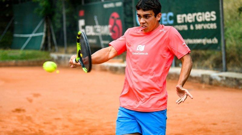 Tennis: Sami Ben Abdennibi, le p'tit jeune aux dents longues du CT Neuchâtel