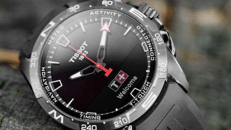 Tissot lance une montre connectée