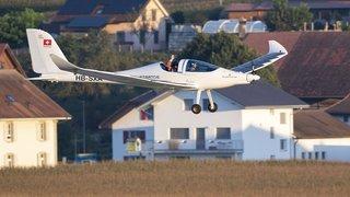Raphaël Domjan a enfin pu voler avec SolarStratos, mais comme passager