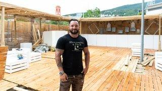 Un nouveau bar estival sur les rives de Neuchâtel
