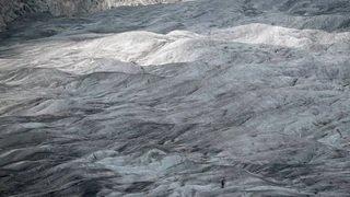 Expo à Fiescheralp (VS): David Carlier photographie les géants de glace