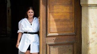 La passion de la couture l'a amenée de Chez-le-Bart à Paris