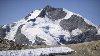 Grisons: un alpiniste se tue au Piz Bernina