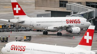 Transport aérien: pas d'isolement pour le personnel de Swiss en cas d'alerte SwissCovid