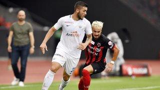 Le défenseur du FC Zurich, Mirlind Kryeziu infecté par le Covid-19