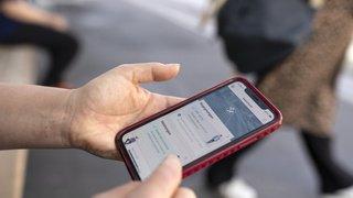 Coronavirus: le nombre d'utilisateurs de l'app Swiss Covid est en baisse constante