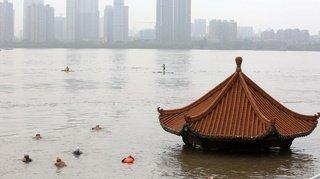 Chine: après le coronavirus, des inondations qui ont déjà fait 140 morts menacent Wuhan