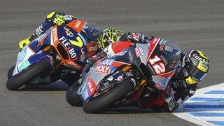 Moto – GP d'Espagne: Lüthi chute et compromet ses chances dans la lutte pour le titre