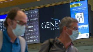 Coronavirus: contrairement à Zurich, Genève ne surveillera pas les voyageurs de retour de pays à risque