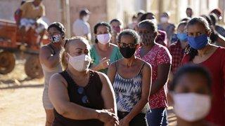 Coronavirus: le cap des 5 millions de cas franchi en Amérique du Sud