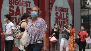 Coronavirus: Bruxelles rend le port du masque obligatoire
