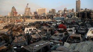 Liban: Beyrouth en deuil au lendemain des explosions ayant fait 78 morts