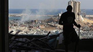 Beyrouth: jusqu'à 300'000 personnes sans domicile après les explosions