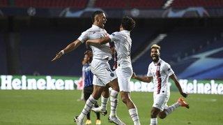 Football – Ligue des champions: le PSG revient de l'enfer pour battre l'Atalanta