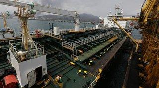 Etats-Unis: Washington saisit 1 million de barils de pétrole iranien destiné au Venezuela
