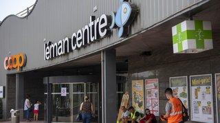 Vaud: le toit d'un centre commercial de Crissier s'est effondré