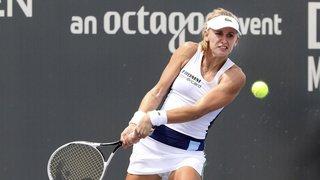 Tennis: pas de troisième titre pour Jil Teichmann à Lexington