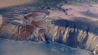 Espace: dans sa jeunesse, Mars a pu héberger de vastes glaciers