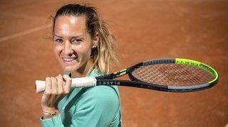 Conny Perrin battue en finale par Viktorija Golubic à Bâle