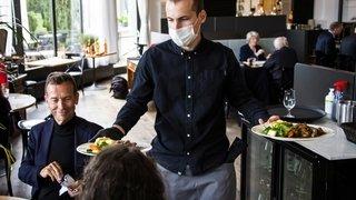 Coronavirus: la Suisse veut surfer sur la deuxième vague