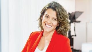 Fanny Zürcher fait sa place sur la RTS