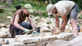 Le Parc Chasseral recherche… des cailloux