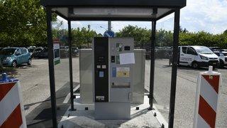 Le nouveau système d'accès au parking des Jeunes-Rives ne fonctionne pas