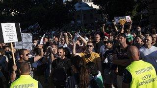 Bulgarie: des milliers de protestants de nouveau dans la rue contre le gouvernement