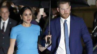 Célébrités: le prince Harry et Meghan s'installent dans leur nouvelle maison en Californie