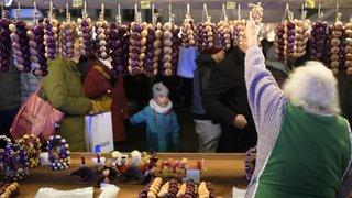 Coronavirus: prévue en novembre, la foire aux oignons de Berne est annulée