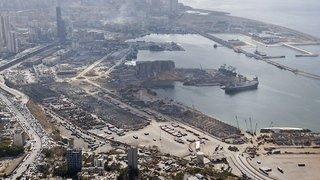 Liban: la Suisse participe à la réhabilitation de Beyrouth