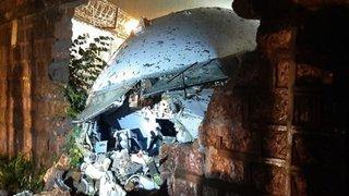 Accident d'avion en Inde: au moins 17 morts et 15 blessés graves