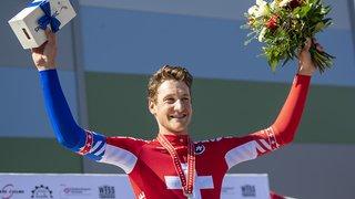 Cyclisme: Stefan Küng sera présent pour le contre-la-montre à Martigny