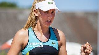 Tennis – Tournoi de Lexington: Jil Teichmann se hisse en finale du tournoi WTA