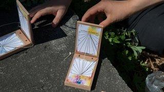 La Chaux-de-Fonds: un atelier pour apprendre aux jeunes à élaborer un cadran solaire