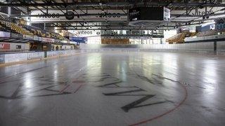 Le HCC privé de glace pour sa reprise… sur glace