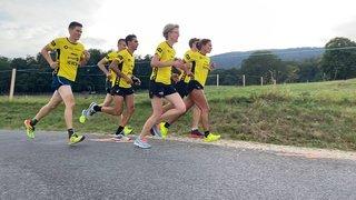 On court avec… des maillots jaunes du BCN Tour à Vaumarcus