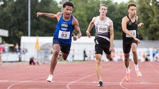 Bradley Lestrade réalise un doublé national en sprint