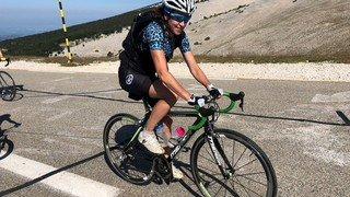 Magali Di Marco: «J'ai longtemps passé mes étés à m'entraîner et pas à partir en vacances»