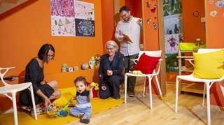 Un espace pour changer et allaiter bébé ouvre à Neuchâtel