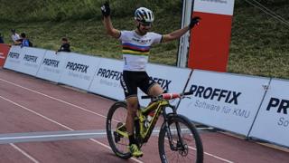 Schurter et Frei remportent la première manche de la Swiss Cup