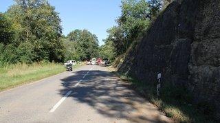 Une passagère décède dans un accident à Courgenay