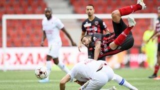 Neuchâtel Xamax tenu en échec par le FC Sion