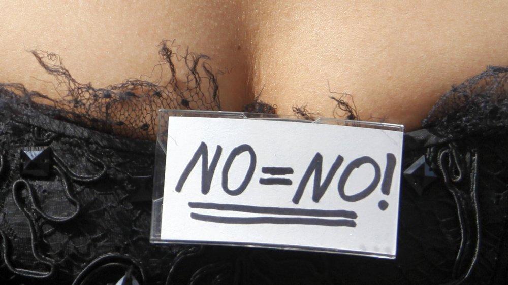 Les violences sexistes les plus médiatisées sont les viols, soit 46% des articles. (illustration)